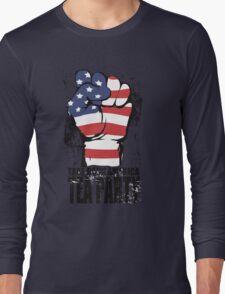 Take Back America Tea Party Shirt Long Sleeve T-Shirt