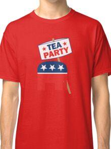 Tea Party Republican Shirt Classic T-Shirt