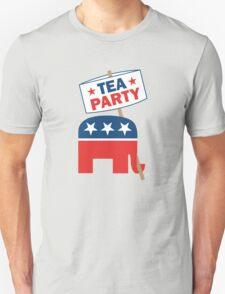 Tea Party Republican Shirt T-Shirt