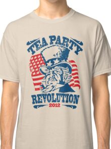 Tea Party Revolution Shirt Classic T-Shirt