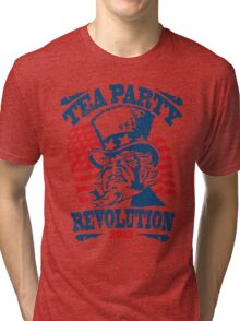 Tea Party Revolution Shirt Tri-blend T-Shirt