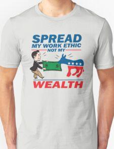 Vote Tea Party 2012 T-Shirt