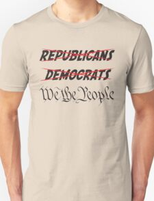Tea Party We The People Shirt T-Shirt