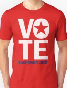 Vote Bachmann 2012 T-Shirt