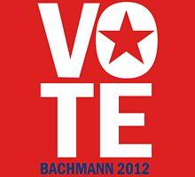 Vote Bachmann 2012 Unisex T-Shirt