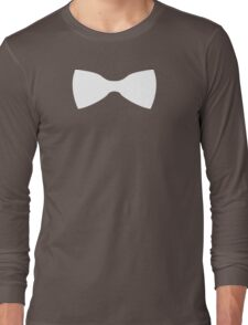 BOW TIE - T Shirt many colours Funny Gift S-XXL Mens and Ladies free p&p Long Sleeve T-Shirt