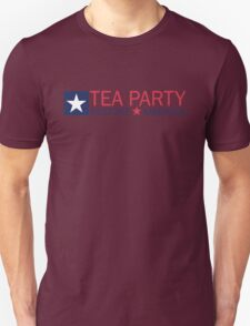 Tea Party Movement Shirt T-Shirt