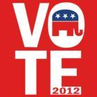 Vote Republican 2012 by RepublicanShirt