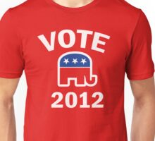 Retro Republican 2012 Shirt Unisex T-Shirt