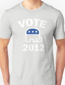 Retro Republican 2012 Shirt T-Shirt