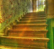 Stairway to heaven by Katja Schmela