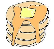 Pancakes by nicolelette