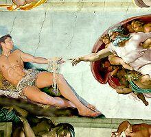 The Re-Creation of Adam... by RenaissanceMan1