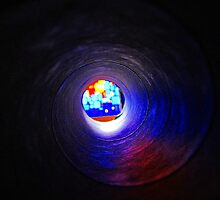 Light at the end of the tunnel... by Alberto  DeJesus
