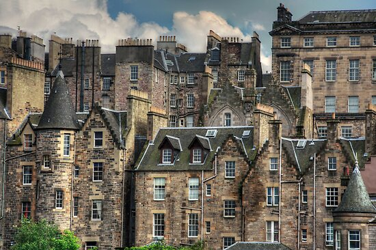Tenements by Tom Gomez