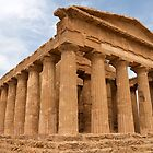 Temple of Concordia by Yair Karelic