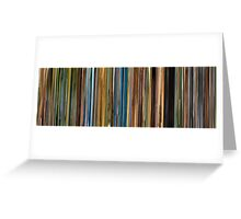Moviebarcode: Primer (2004) Greeting Card