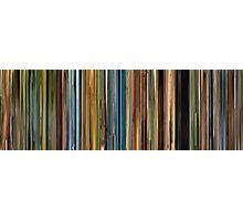 Moviebarcode: Primer (2004) Photographic Print