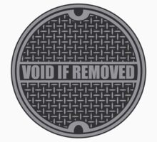 Void if Removed Kids Clothes