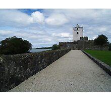 Doe Castle Photographic Print