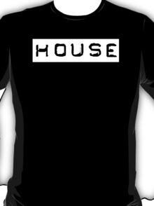 HOUSE Club,dance,music,vinyl,rave,DJ,cool,funny T-Shirt