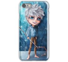 Jack Frost Chibi - Legend of the Guardians iPhone Case/Skin