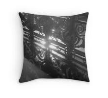 Pont Notre-Dame Throw Pillow