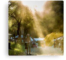 Sunny Serenity Canvas Print