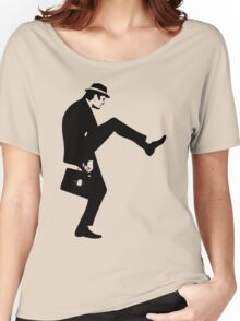Silly Walk T-Shirt Monty Python Inspired, funny,Small to 2XL different colours Women's Relaxed Fit T-Shirt