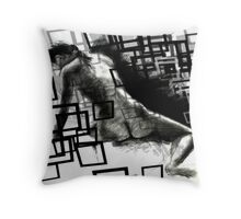 The Unwanted Happy Memories after a Break-up Throw Pillow