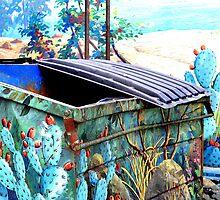 Decorative Disposal by Fraida Gutovich