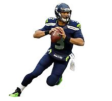 Russell Wilson by nromaneschi