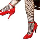 Red Shoes by GailD