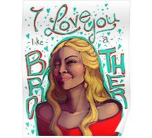 Cersei's Valentine's Day Poster