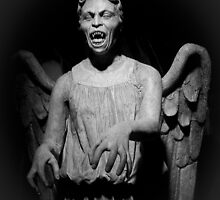 Doctor Who - Don't blink, whatever you do, don't blink by Photoplex