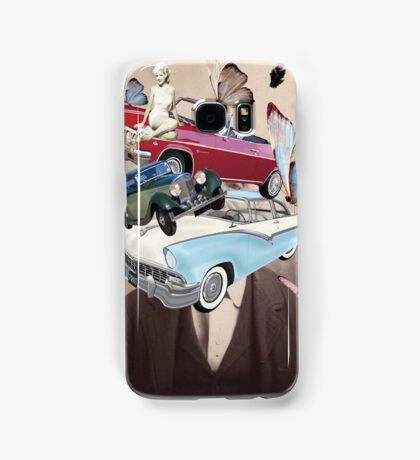 Stuck in the past Samsung Galaxy Case/Skin