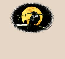 Black Crow ~ Harvest Moon Unisex T-Shirt