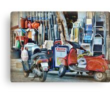 the hardware store Canvas Print