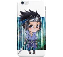 Sasuke from Naruto - chibi 2 iPhone Case/Skin