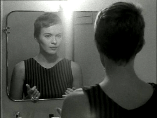 A Bout de Souffle: Patricia in the Mirror by AnnieHall