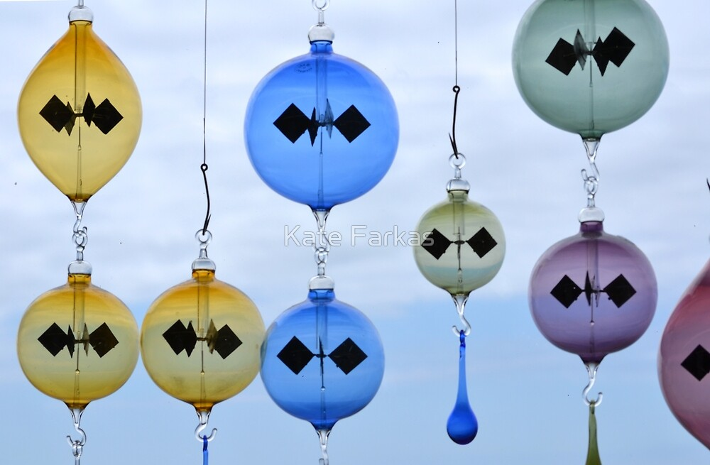 Baubles by the coast by Kate Farkas