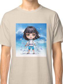 Haku from Spirited Away - chibi 1 Classic T-Shirt