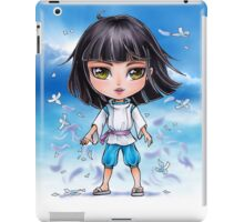 Haku from Spirited Away - chibi 1 iPad Case/Skin