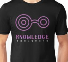 Digimon - Crest of Knowledge Unisex T-Shirt