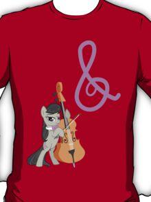 Octavia and Cutie Mark T-Shirt