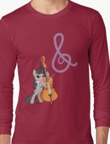 Octavia and Cutie Mark Long Sleeve T-Shirt