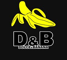 Funny Mens T-Shirt Dolce & banana' Short Sleeve Tee - 100% Cotton, Graphic Tee Hoodie