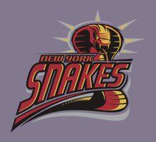 New York Snakes Kids Tee