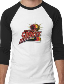 New York Snakes Men's Baseball ¾ T-Shirt