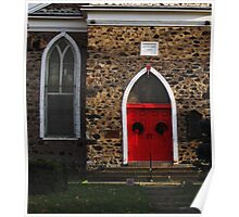 Reformed Church Poster
